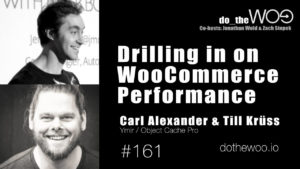 Developers Drilling in On WooCommerce Performance